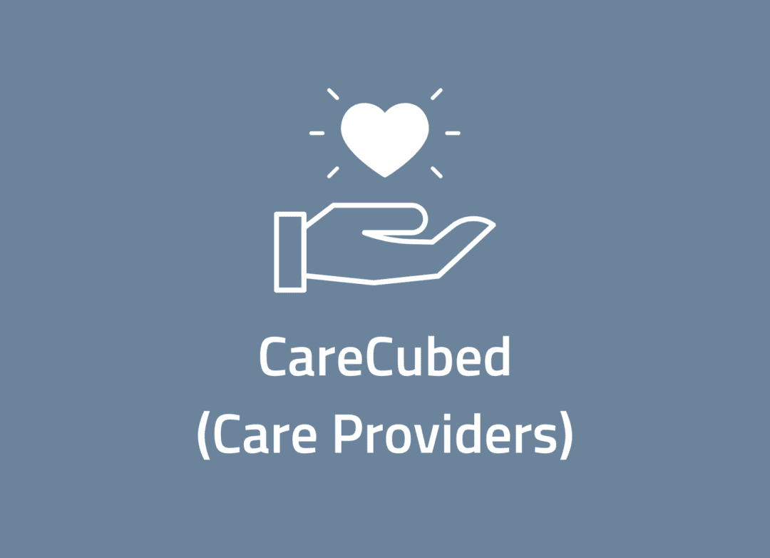 CareCubed Providers