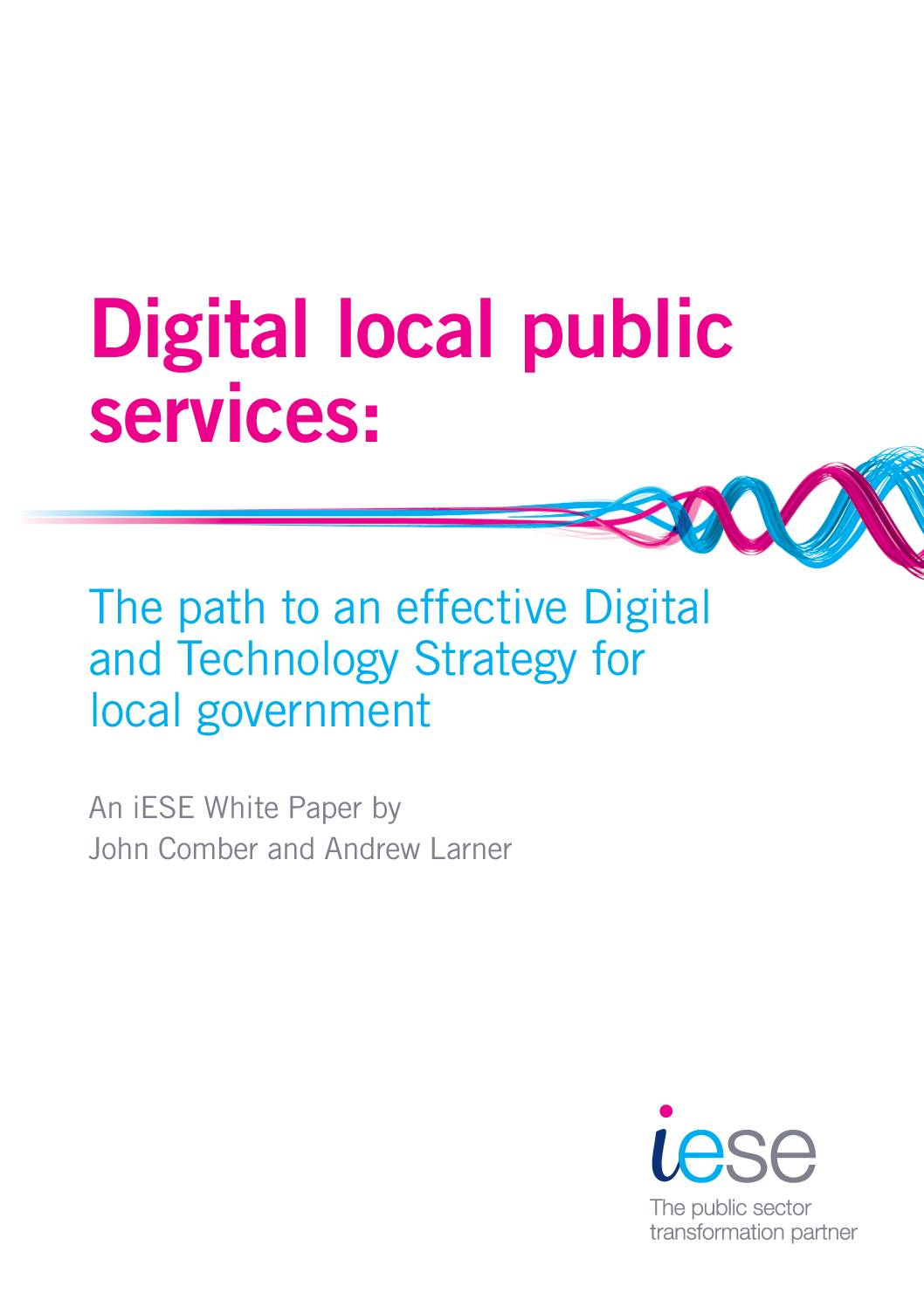 Digital In Local Government