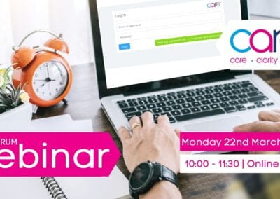 CareCubed for Adults + Children – March Webinar