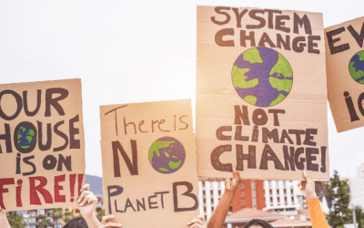 Covid Depreciated Climate Change