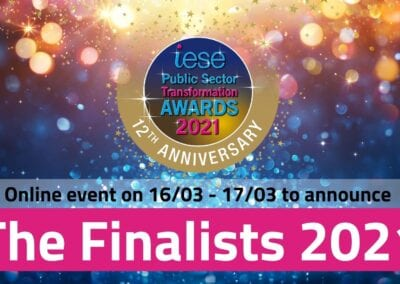iESE Awards 2021 – The Finalists