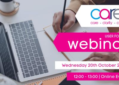CareCubed for Providers – October Webinar