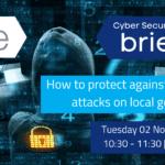 Cyber Security Briefing Nov21